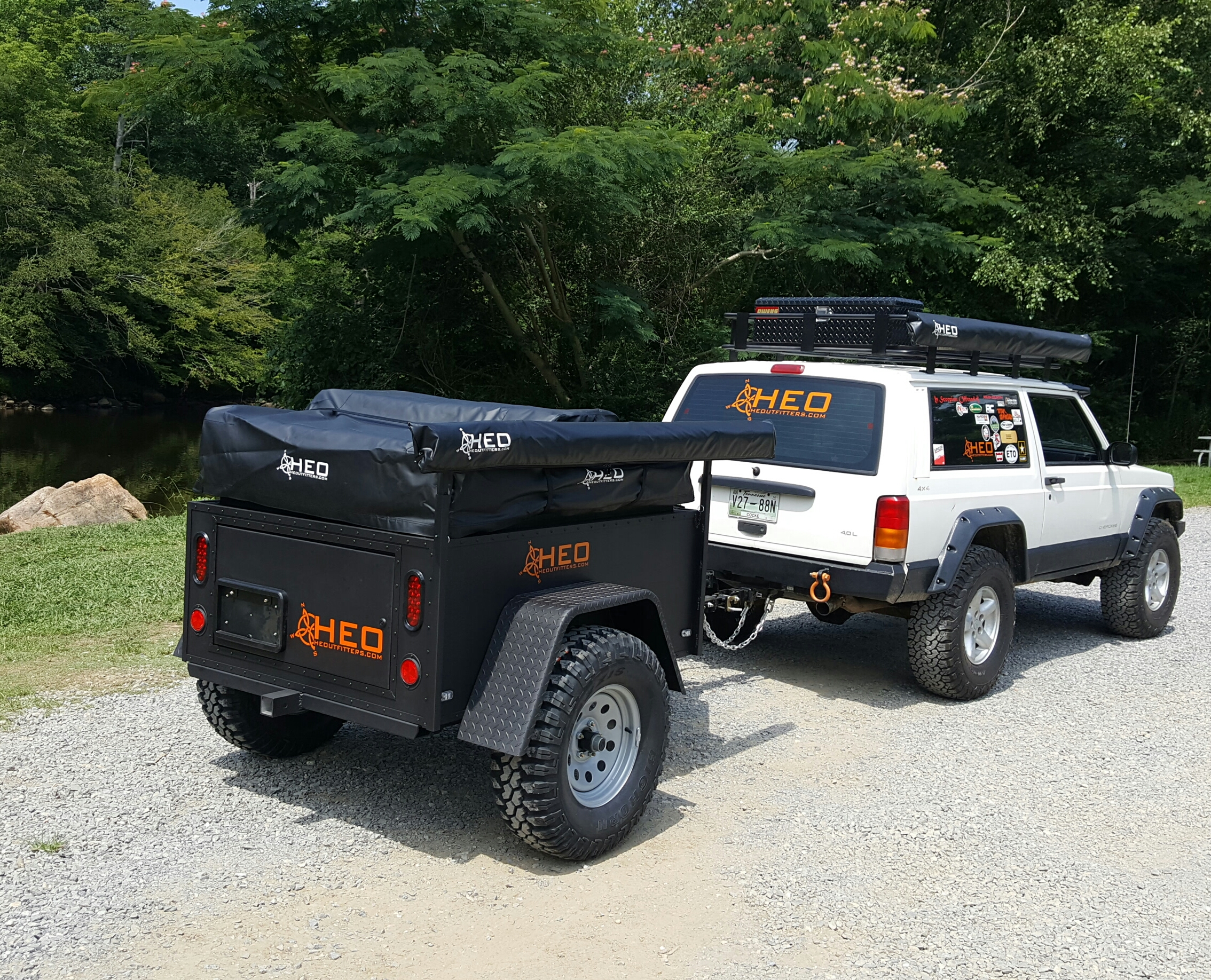 Trailers Highland Expedition Outfitters
