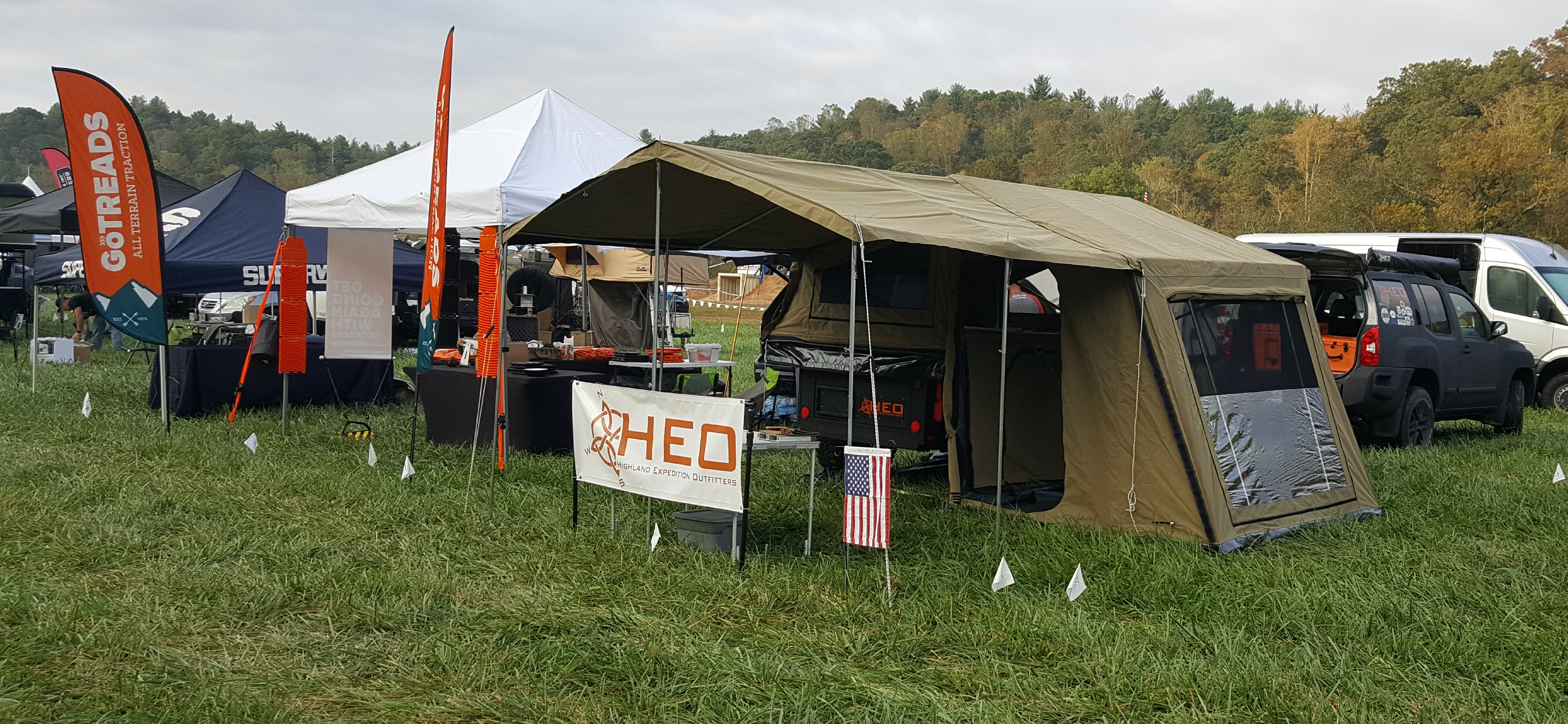 Overland Expo East T5