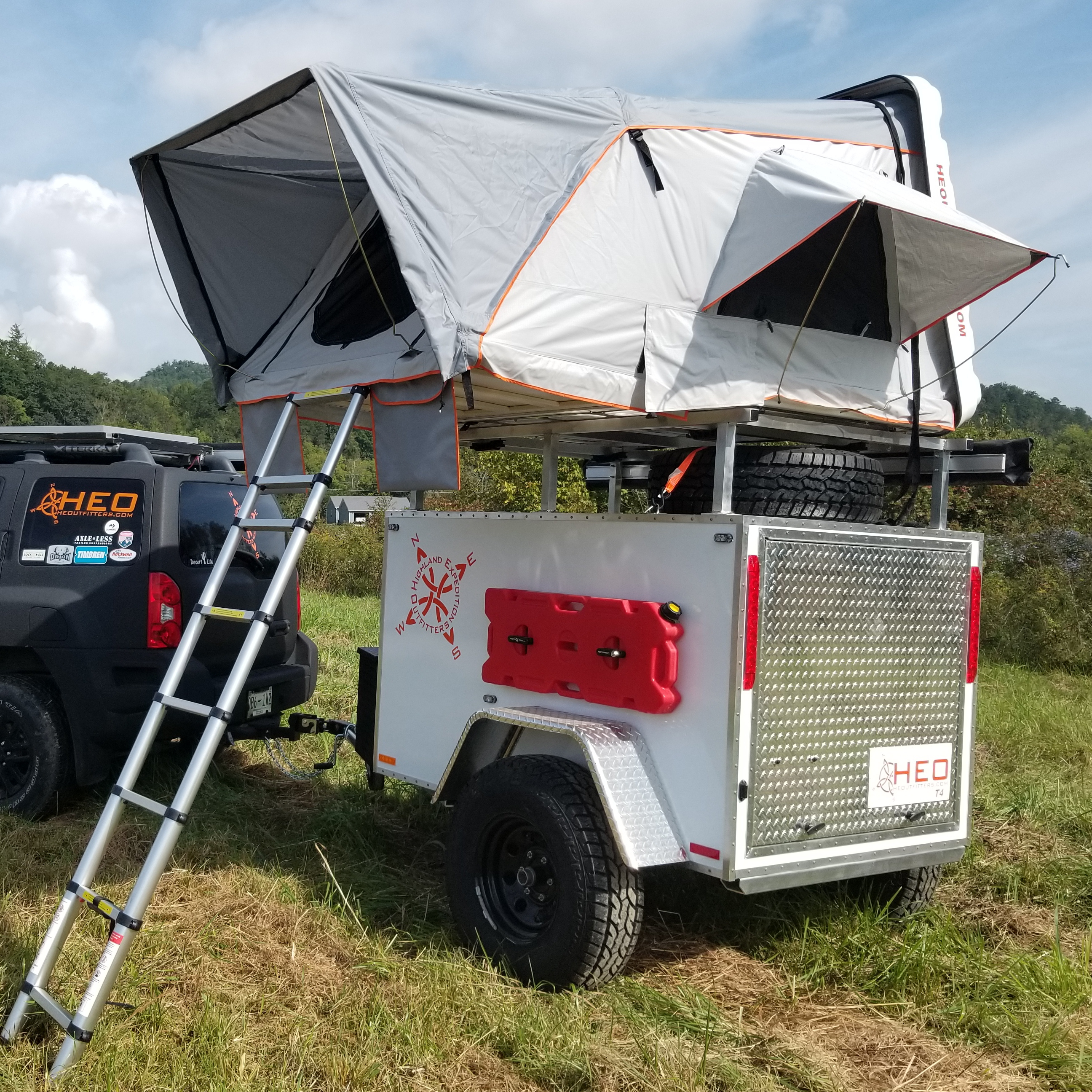 Trailers - Highland Expedition Outfitters